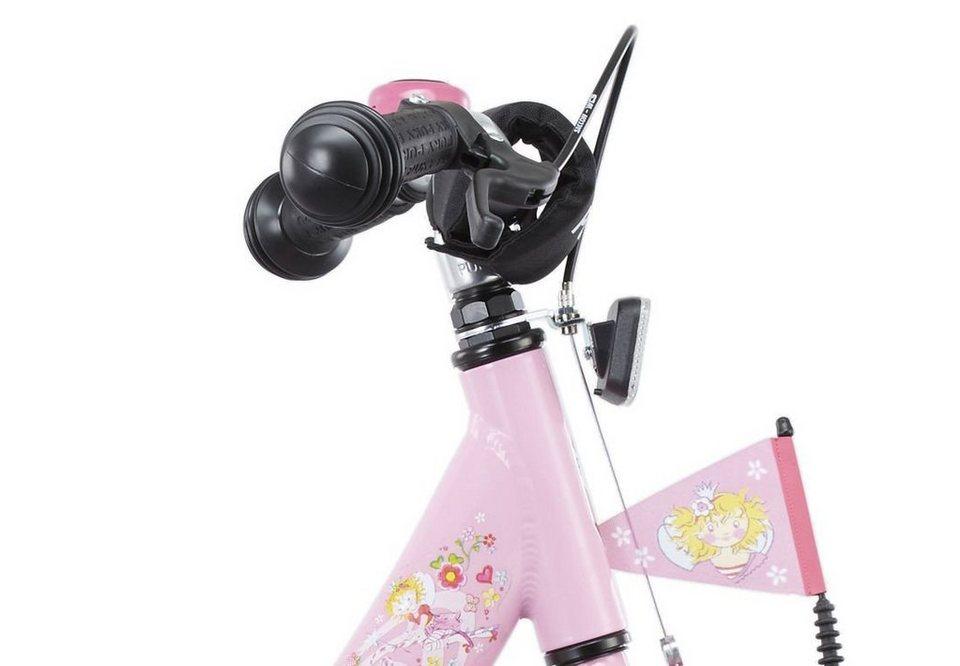 Puky Kinderrad »ZL 18-1 Kinderfahrrad Alu 18 Zoll« in pink