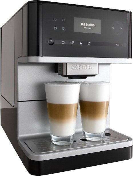 Stand-Kaffeevollautomat CM 6110 in graphitgrau
