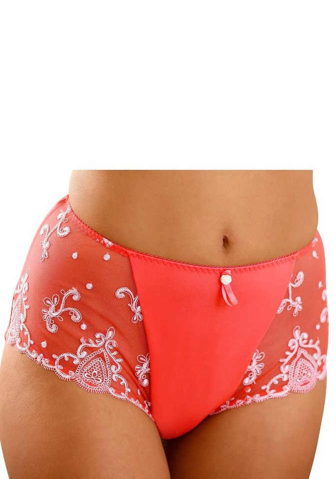 Nuance Panty in koralle-creme