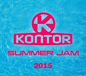 Audio CD »Various: Kontor Summer Jam 2015«
