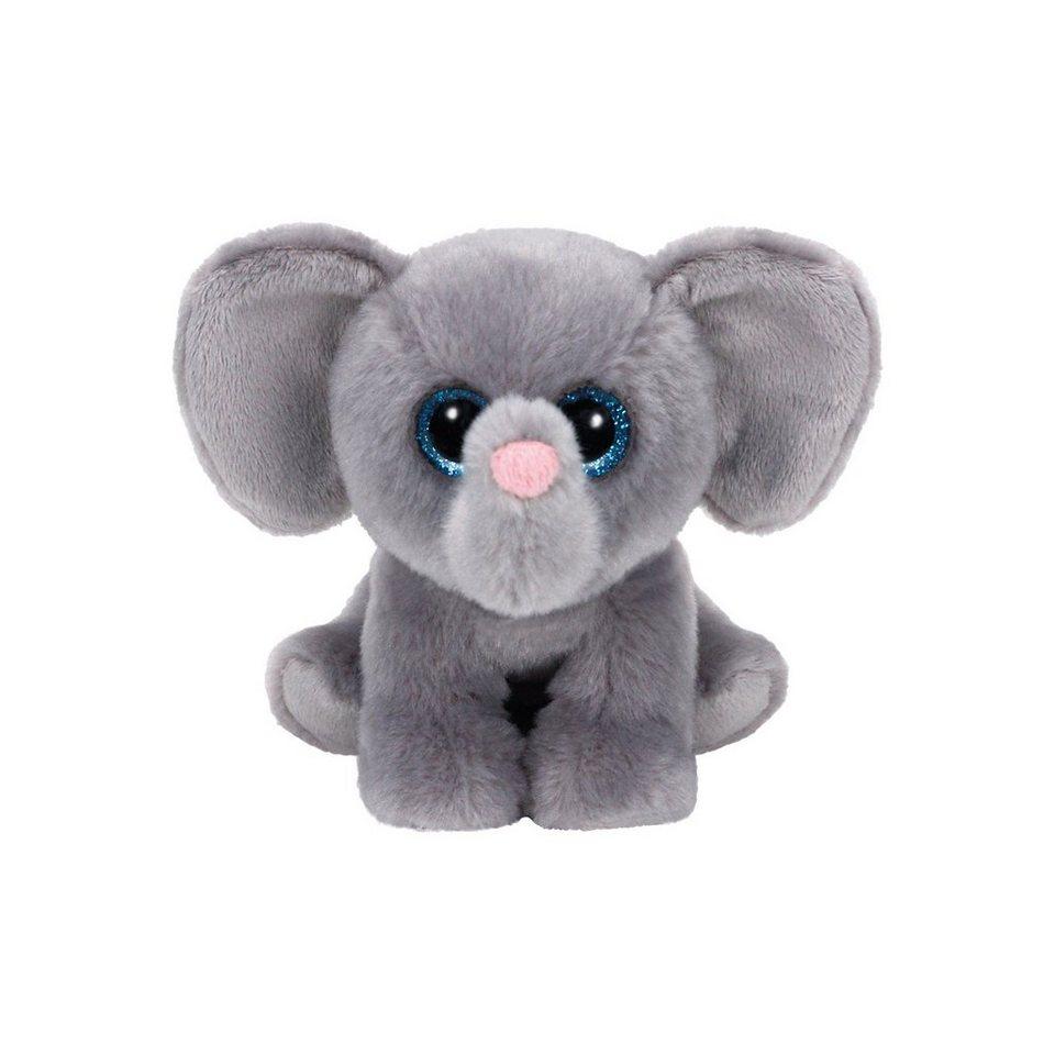 Ty 7142119 Beanie Babies 15cm Elefant Whopper