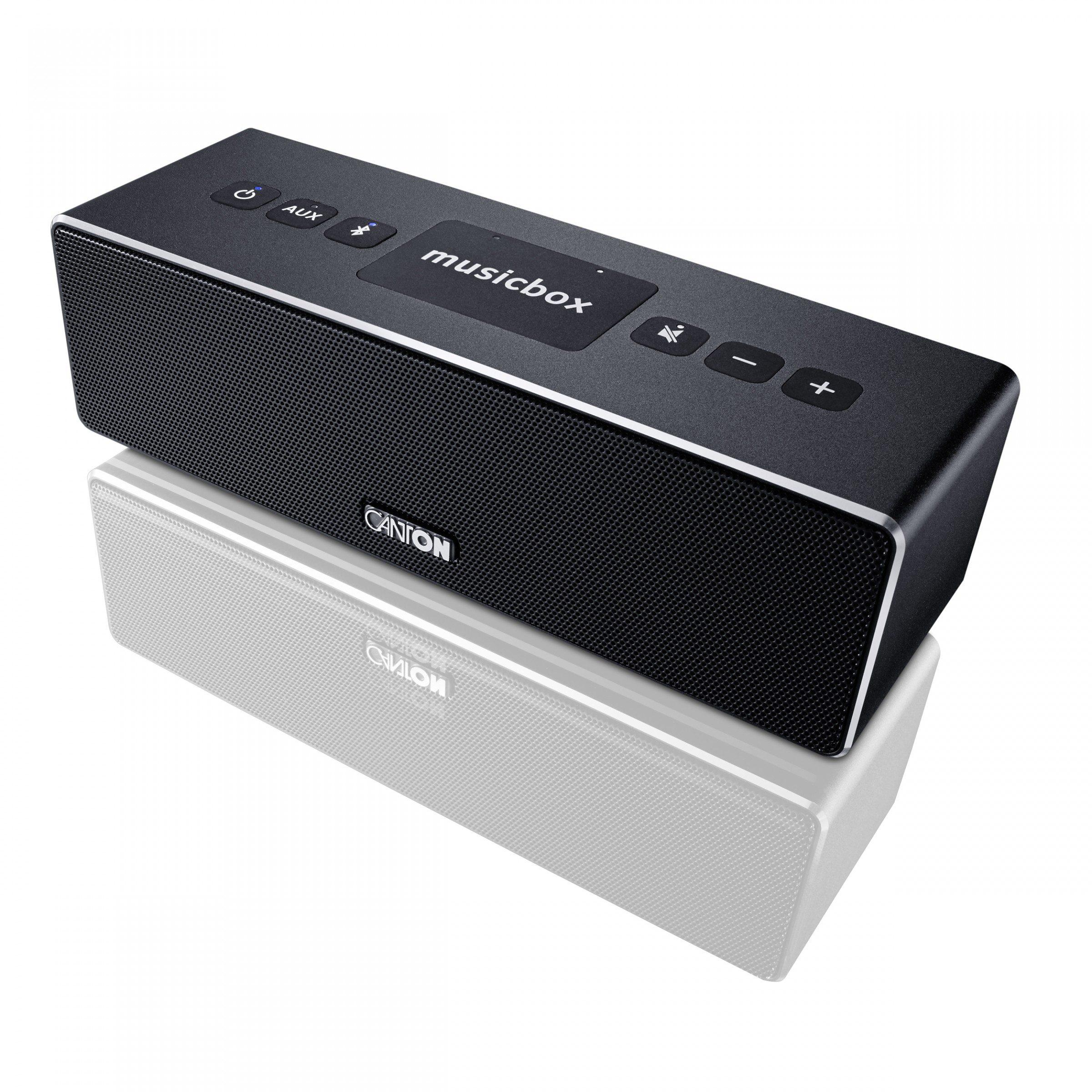 Canton Tragbarer Bluetooth-Lautsprecher »musicbox XS«