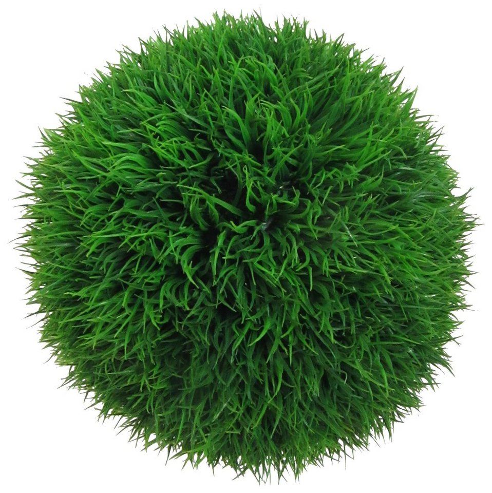 Home affaire Kunstpflanze »Graskugel« in grün