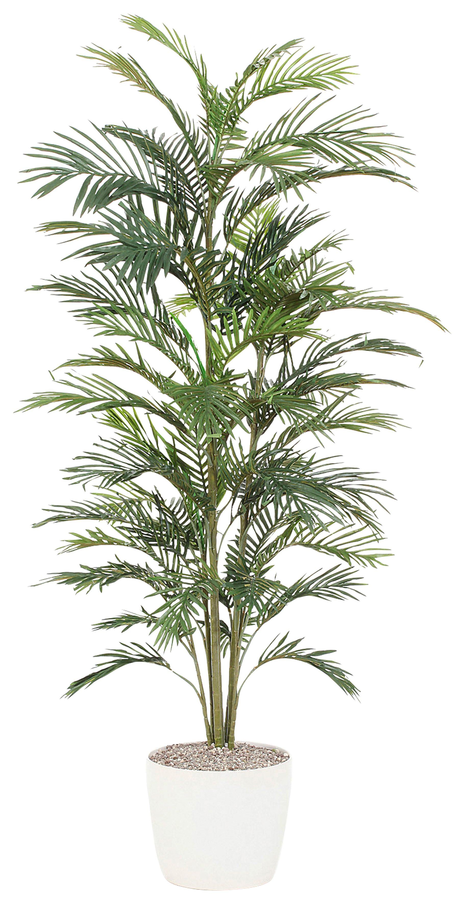 Home affaire Kunstpflanze »Palme«, ca. 120 cm hoch
