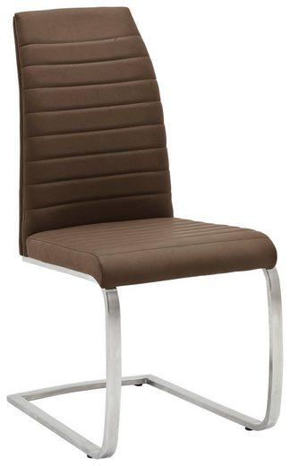 MCA furniture Freischwinger »Flores A« 2er-Set bis 130 Kg belastbar