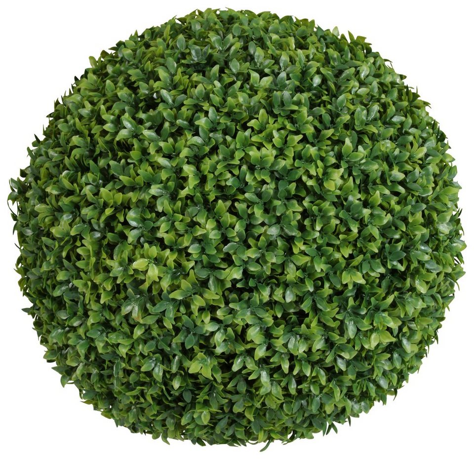 Home affaire Kunstpflanze »Kugel« (2er Set) in grün