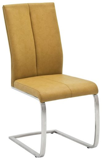 MCA furniture Freischwinger »Flores C Schwingstuhl« 2er-Set bis 130 Kg belastbar