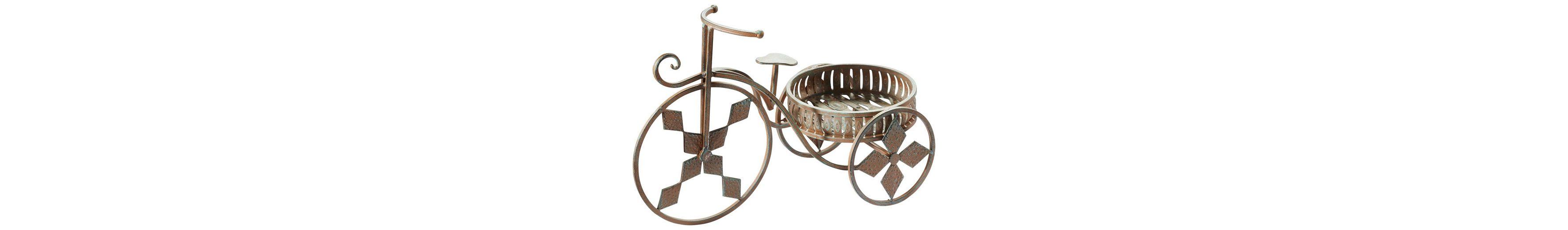 Home affaire Pflanzenständer »Fahrrad«