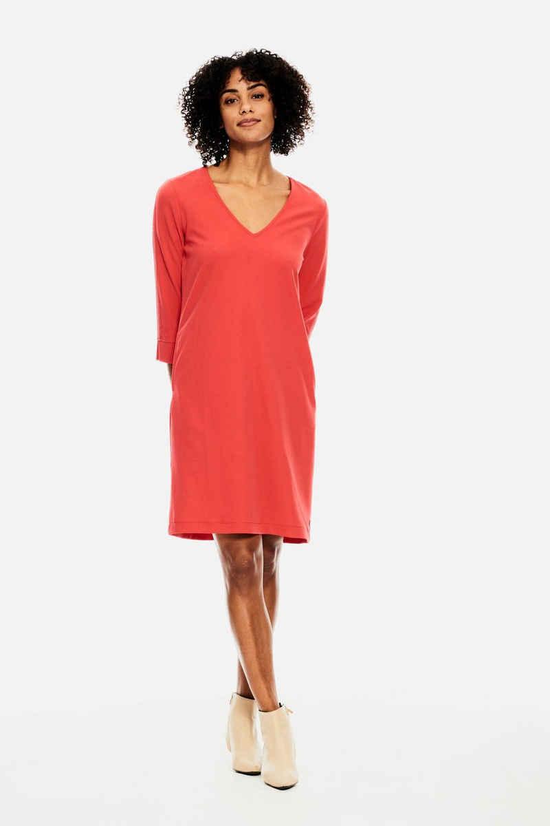 Garcia A-Linien-Kleid »GS100282« mit sportlichen Streifen