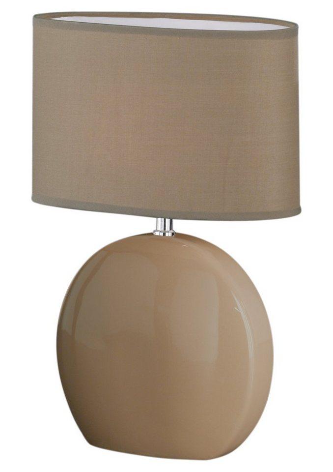 honsel leuchten tischleuchte 1 flammig ohne leuchtmittel online kaufen otto. Black Bedroom Furniture Sets. Home Design Ideas