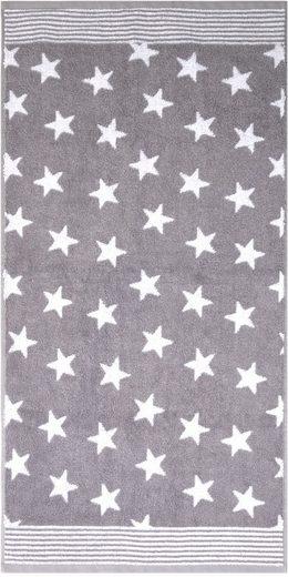 Handtücher »Stars«, Dyckhoff, mit Sternen und Bordüre