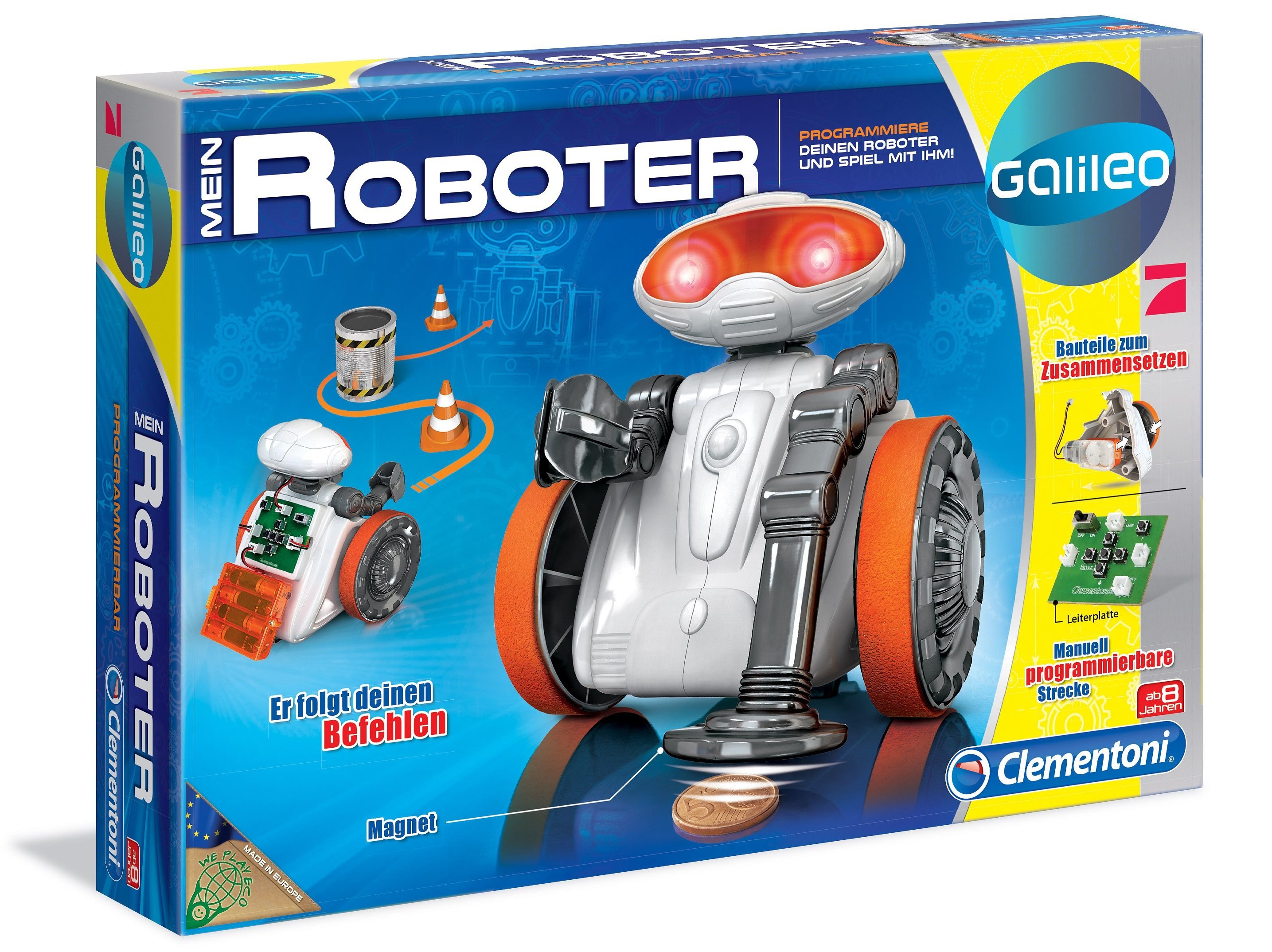 Clementoni Roboter, »Mein Roboter«