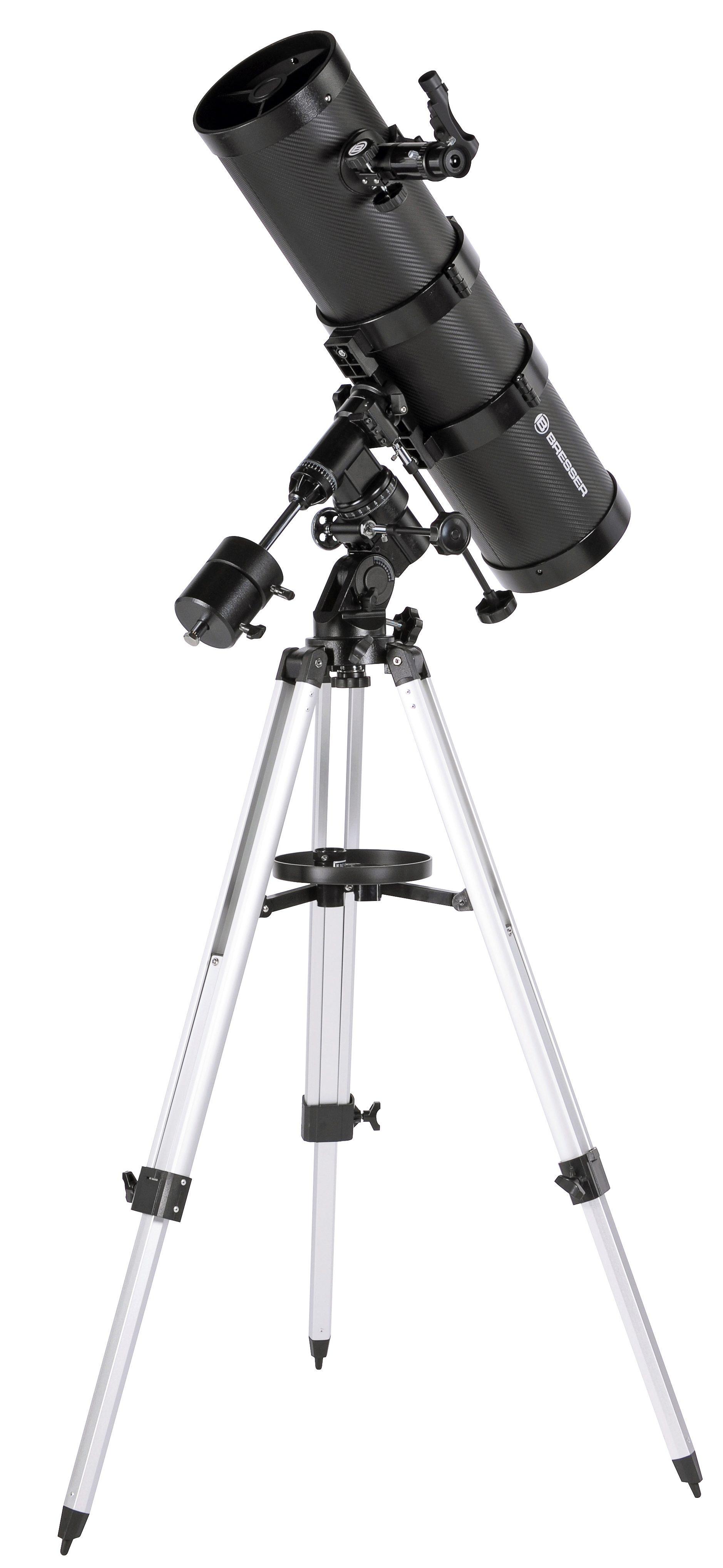 BRESSER Teleskop »BRESSER Pollux 150/1400 EQ3 Teleskop«