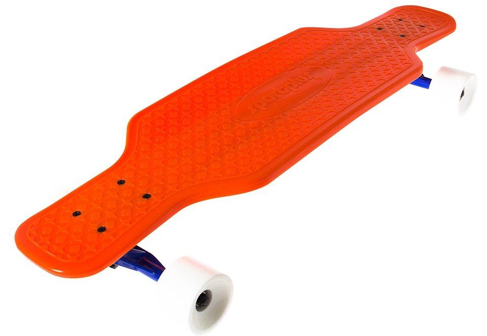 Sportplus EZY! Longboard, »Tiger Claw SP-SB-204«