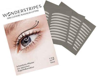 WONDERSTRIPES Augenlid-Tape, Schönheits-Pflaster zur optischen Augenlidkorrektur