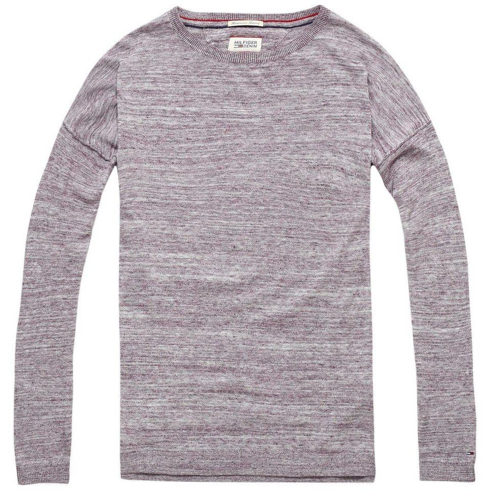 hilfiger denim pullover fanna cn sweater l s otto. Black Bedroom Furniture Sets. Home Design Ideas