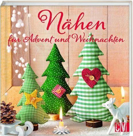 Gebundenes Buch »Nähen für Advent und Weihnachten«