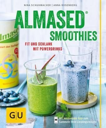Broschiertes Buch »Almased-Smoothies«