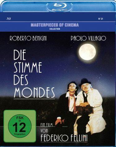 Blu-ray »Die Stimme des Mondes«