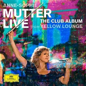 Audio CD »Anne-Sophie Mutter: The Club Album - Live From...«