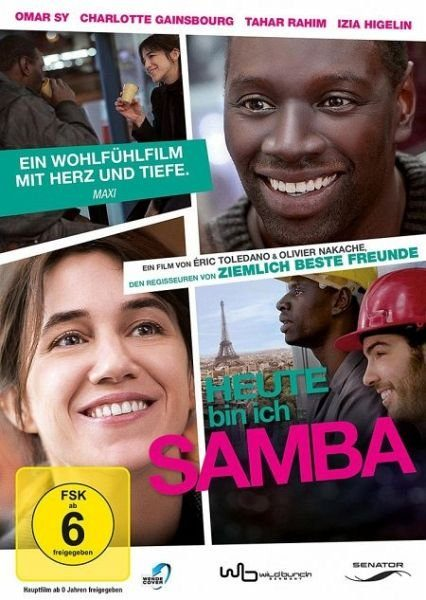 DVD »Heute bin ich Samba«