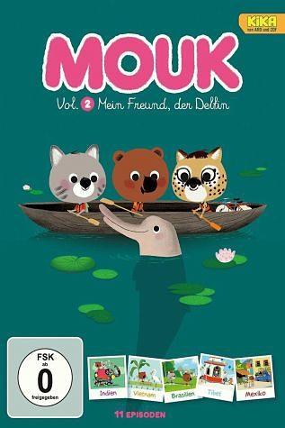 DVD »Mouk Vol. 2 - Mein Freund, der Delfin«