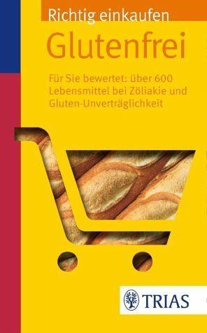 Broschiertes Buch »Richtig einkaufen glutenfrei«