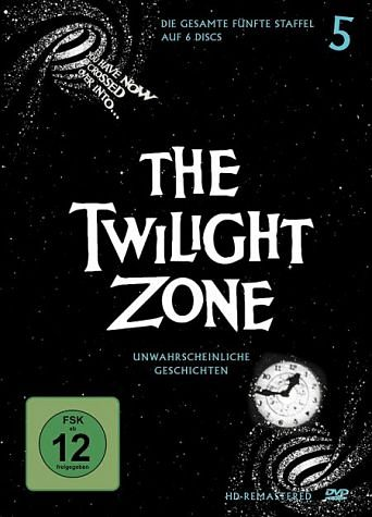 DVD »The Twilight Zone - Staffel 5 (6 DVDs)«