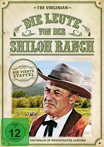 DVD »Die Leute von der Shiloh Ranch - Die vierte...«