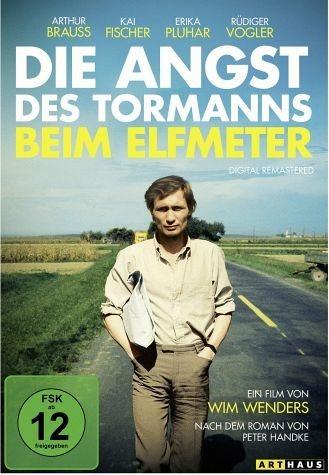 DVD »Die Angst des Tormanns beim Elfmeter (Digital...«