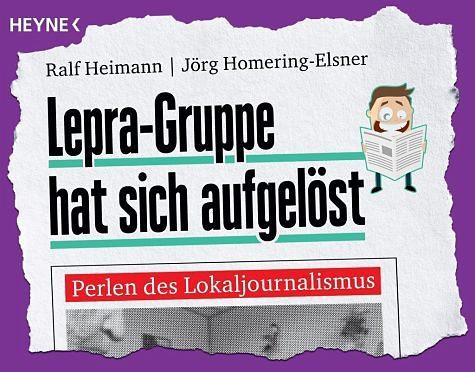 Broschiertes Buch »Lepra-Gruppe hat sich aufgelöst«