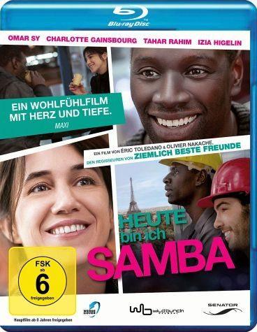 Blu-ray »Heute bin ich Samba«