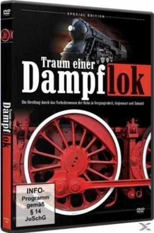 DVD »Traum einer Dampflok«