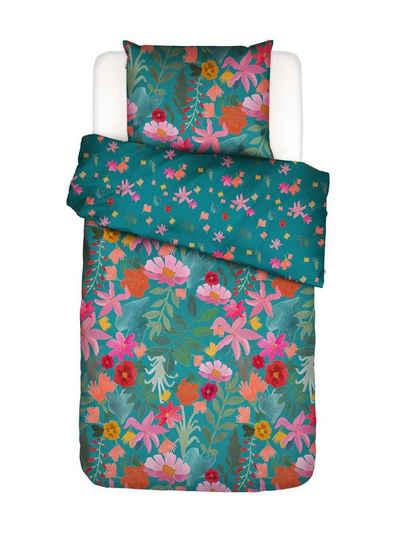 Bettwäsche »Flower Power«, Covers & Co, mit floralem Muster