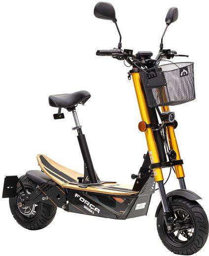 Forca E-Scooter »Bossman 1500 Basic 45 km/h«, 1500 W, 45 km/h