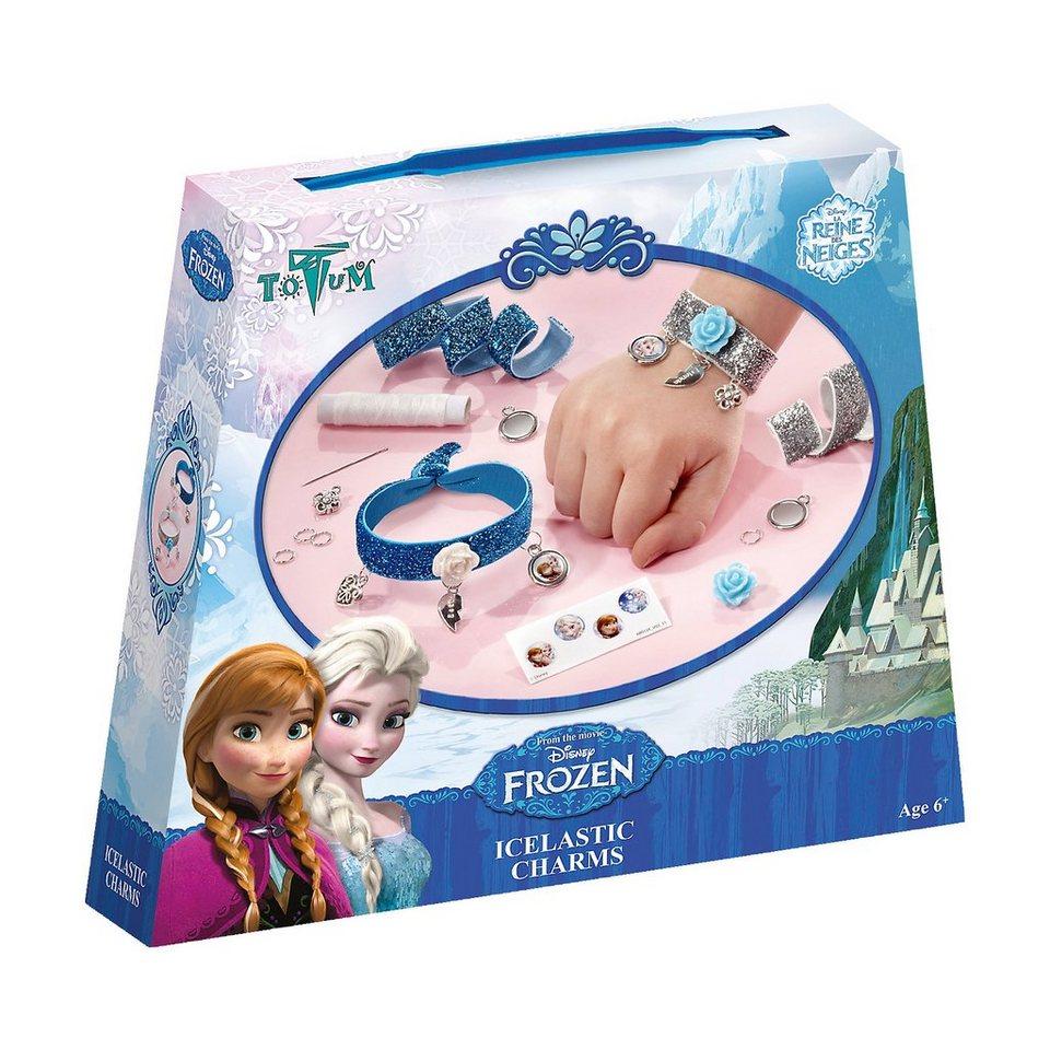 TOTUM Kreativset Armbänder Die Eiskönigin