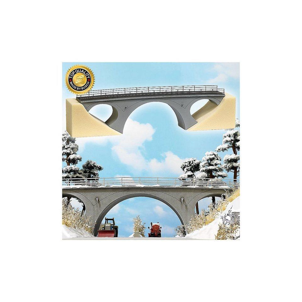 Busch Eierbrücke H0