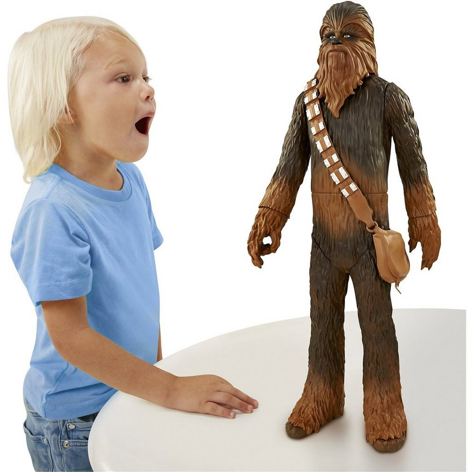 Jakks Pacific Star Wars Big Figs - Chewbacca 50 cm
