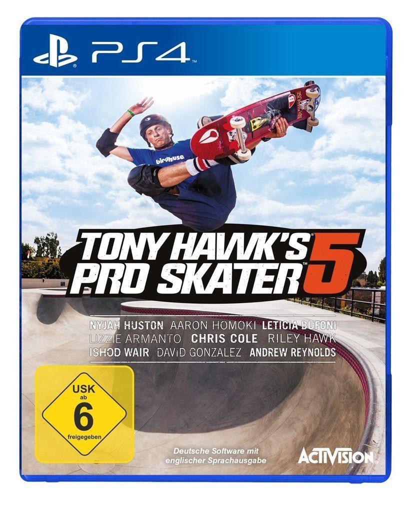 Activision Playstation 4 - Spiel »Tony Hawk Pro Skater Pro 5«