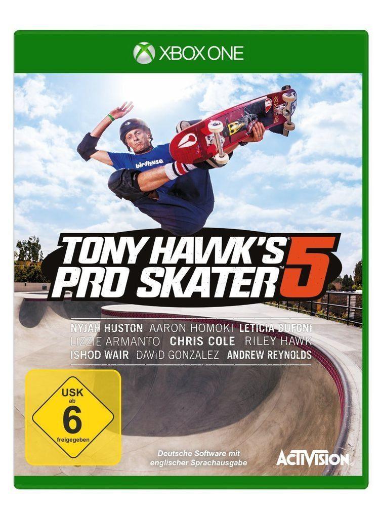 Activision XBOX One - Spiel »Tony Hawk Pro Skater Pro 5«