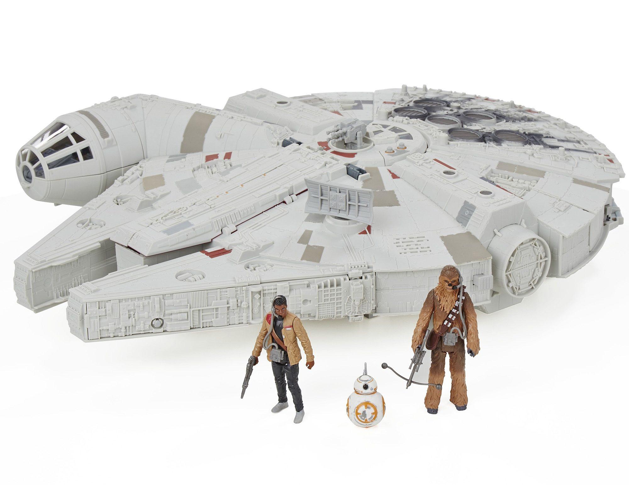 Hasbro Raumschiff, Star Wars™, »Battle-Action Millennium Falke«