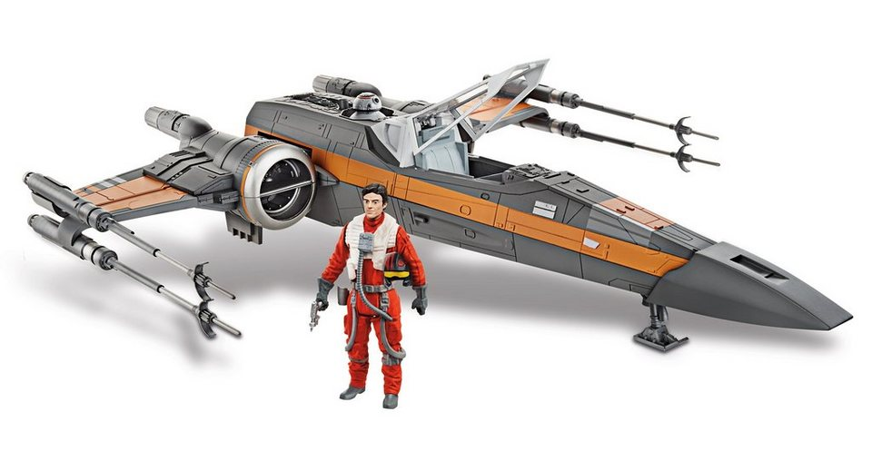 Hasbro Raumschiff, Star Wars™, »Poe Damerons X-Wing Fighter«
