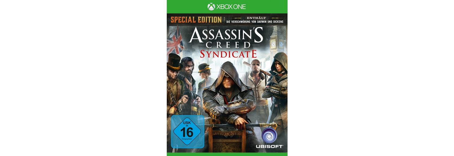 Assassins Creed Syndicate Special Edition Xbox One