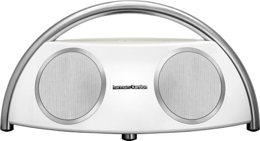 Harman/Kardon Go + Play Wireless Soundsystem in weiß