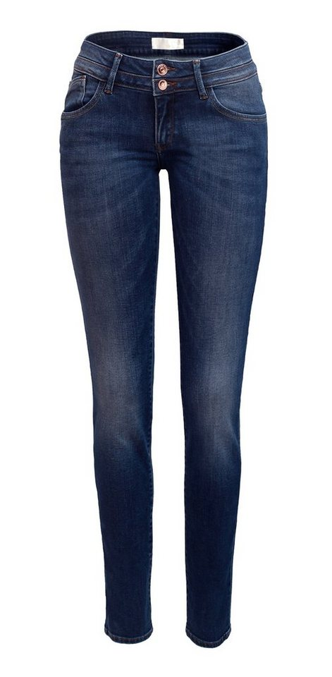CROSS Jeans ® Super Skinny Fit Jeans »Adriana« in worn out