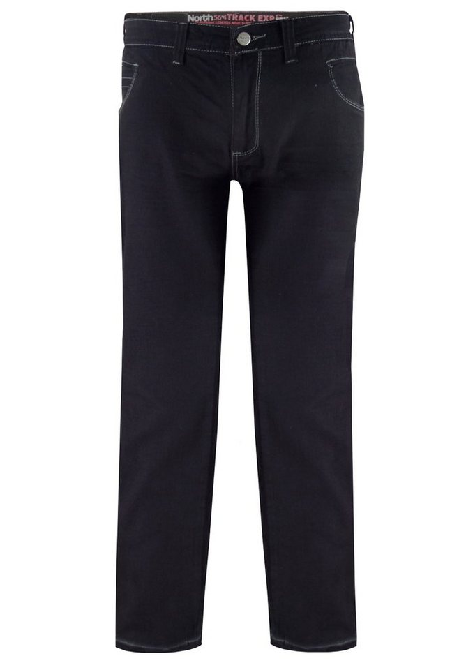 "north 56 4 Jeans 34"" in Blue Used Wash"