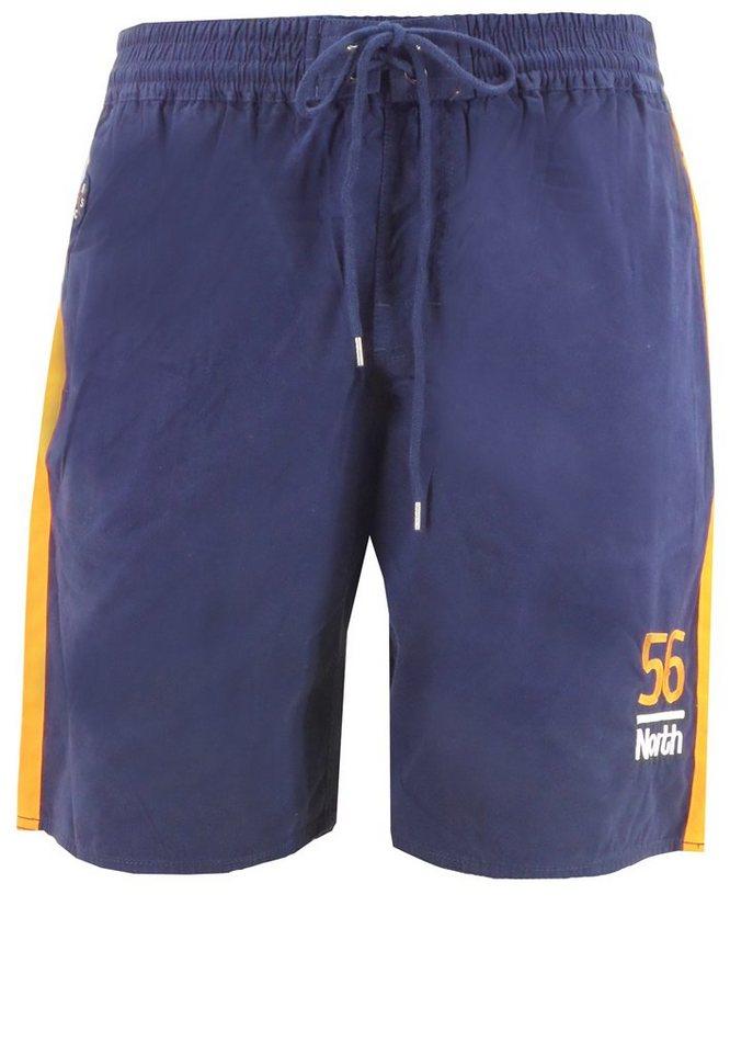 north 56 4 Shorts in Marineblau