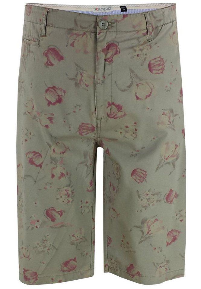 maxfort Shorts in Sandfarben