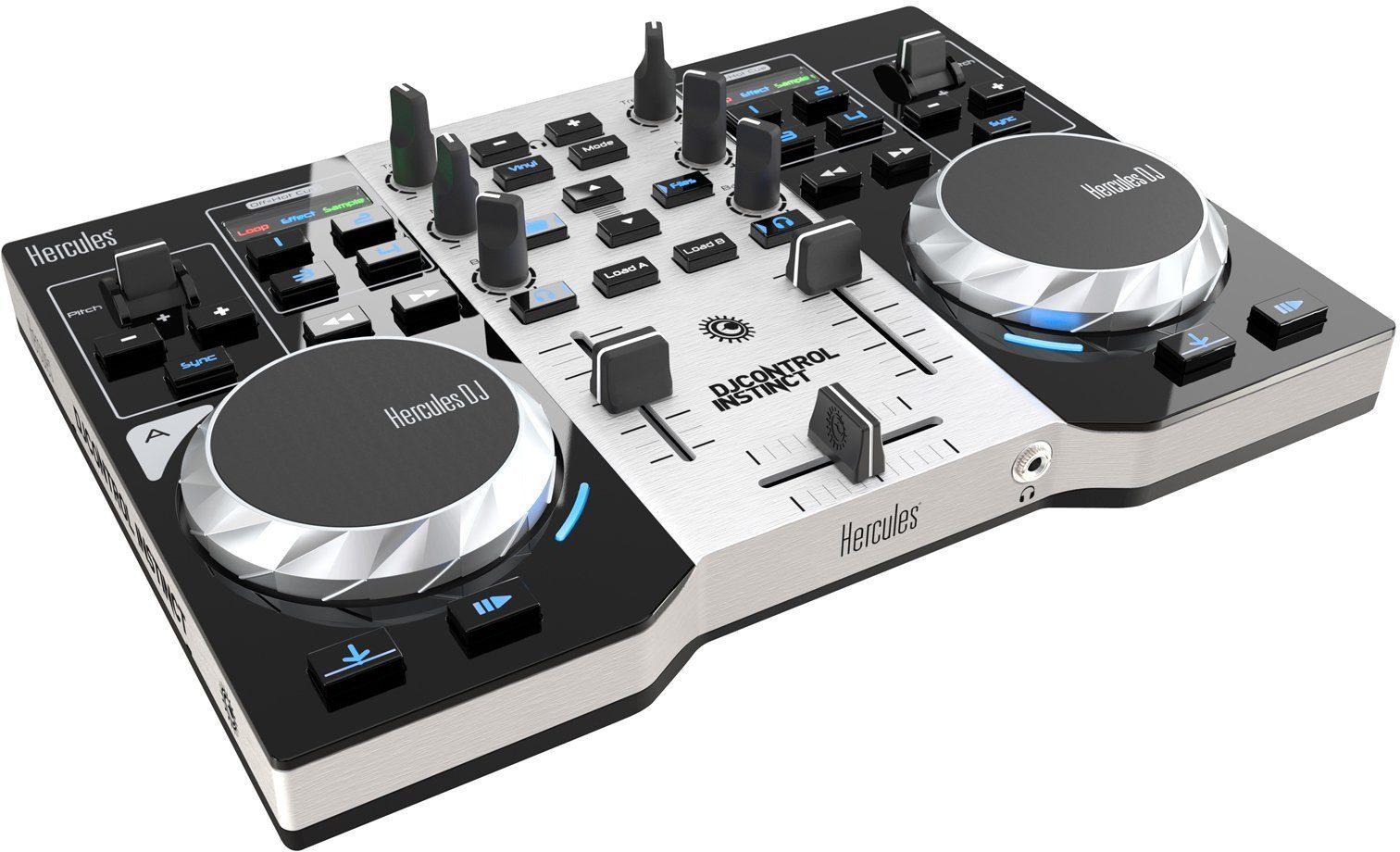 HERCULES DJ Control Instinct S Series »(PC)«