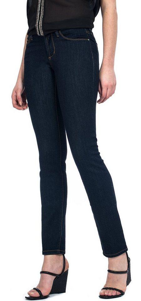 NYDJ Skinny Jeans in Dark Denim